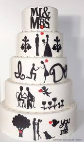 Personalised Wedding Cakes The New Must Have Indian Wedding