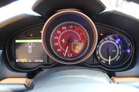 ferrari speedometer 2010 ferrari california stock p170246 for sale near vienna va