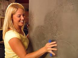 How To Clean Walls For Painting by Decorative Paint Technique Venetian Plaster How Tos Diy