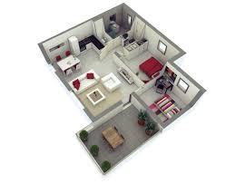 3d apartment floor plans house plan 25 more 2 bedroom 3d floor plans small 2 bedroom house