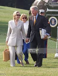 us president bill clinton r his wife hillary l pictures
