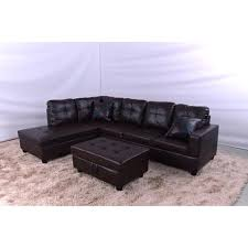 beverly fine furniture della left chaise sectional with storage