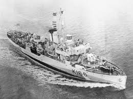 corvette boat ww2 hmcs snowberry k 166 of the royal canadian navy canadian