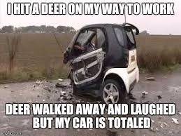 Car Wreck Meme - smart car crash meme generator imgflip