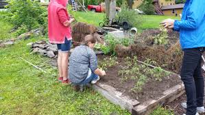 Summer Gardening - private christian in ithaca new york