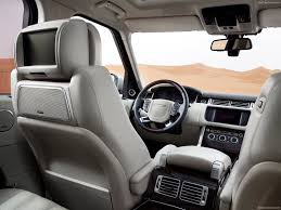 land rover interior land rover range rover 2013 picture 180 of 224
