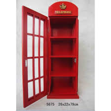 london phone booth bookcase red phone booth cabinet imanisr com