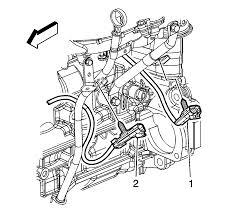 repair instructions knock sensor replacement 2009 pontiac g5