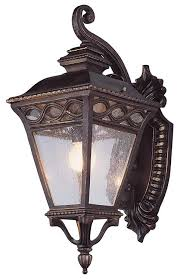 Outdoor Light Fixture With Outlet by Candlewood 28