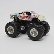 monster jam trucks toys wheels monster jam red white blue madusa 3 1 2 monster truck
