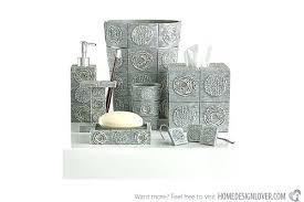 grand gray bathroom accessories u2013 elpro me