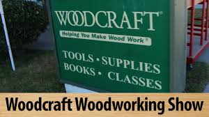 American Woodcrafters Supply Woodcraft Woodworking Show Youtube