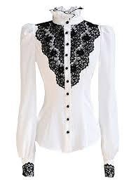 shirts and blouses steunk clothing tops shirts blouses