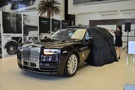 rolls royce roadster the new rolls royce phantom arrives in the uae arab motor world
