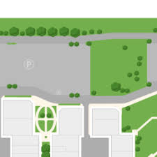 grove city outlet map center map for grove city premium outlets a shopping center in