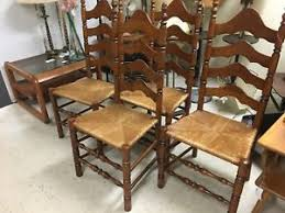 Dining Room Chairs Ebay Vintage Dining Chairs Ebay