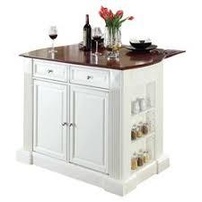cherry kitchen island cart beachcrest home byron kitchen island with cherry top reviews