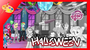 my little pony halloween coloring pages my little pony equestria girls halloween coloring book for kids