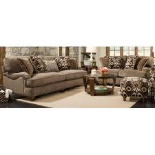 Corinthian Sofa Traditional Mink Brown 2 Piece Room Group Prodigy Rc Willey