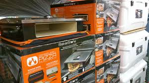 costco halloween decorations bakerstone grill pizza oven box at costco