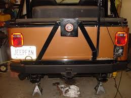 Jeep Bed Frame Jeep Cj 5 Frame Replacement Por 15 Rust Proof Fabrication