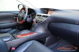 lexus calgary lease 2010 lexus rx350 ultra premium u2013 3m wrap pkg envision auto