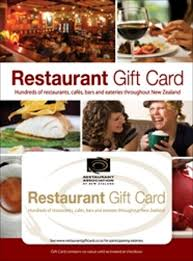 restaurant gift card gift card templates free premium templates