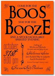 halloween happy hour invitation wordings u2013 fun for christmas
