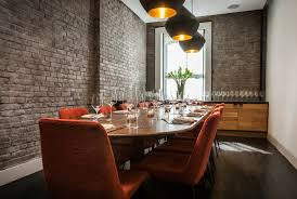 Dining Room Tables Nyc by 8 Impressive Private Dining Rooms In New York Restaurants Nomad