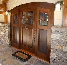 Exterior Home Doors Timber Frame Exterior Doors New Energy Works