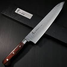 sakai takayuki hammered 33 layers damascus vg10 chef knife 240mm