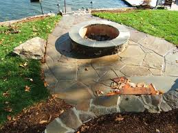 home design rustic backyard fire pit ideas traditional large