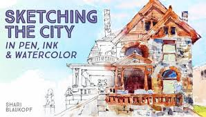 urban sketching in 15 minutes a day craftsy