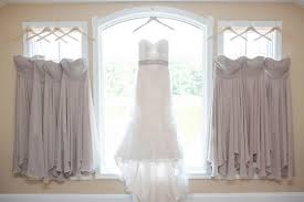 Dove Gray Wedding Dress Rock Island Lake Club Sparta Weddings Northern New Jersey Wedding