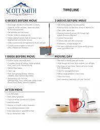 moving checklist scott smith