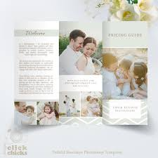 welcome brochure template brochure template studio welcome flyer photography pricing