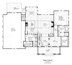 craftsman style house plan 4 beds 3 50 baths 2609 sq ft plan