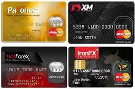 prepaid mastercard fxpro launches a prepaid mastercard card