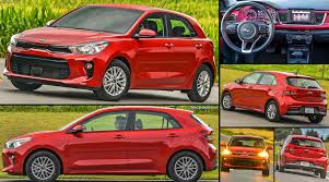 kia rio 5 door 2018 pictures information u0026 specs