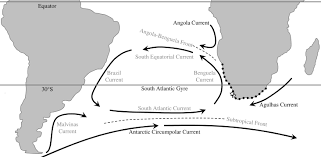 Map Of Equator In South America by A Penguin Conveyor Belt In The South Atlantic March Of The