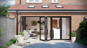 Richardson Homes by Warmcore Homes Blog Aluminium Bi Folding Doors U0026 Windows