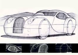 vintage cars drawings how much car designers make and how to become one tex dot org