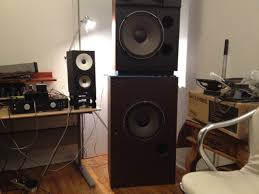 altec home theater just spent all day comparing tannoy 15 u0027 u0027 gold jbl 4430 altec