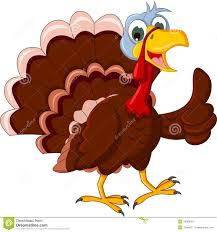 turkey up turkey thumb up stock image image 34699761
