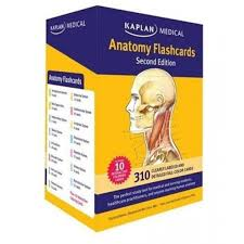 Human Anatomy Flashcards 09 79 6943 Kaplan Medical U0027s Anatomy Flashcards Pocket Nurse