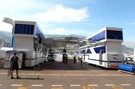 f1 motorhome assembling the williams f1 motorhome motor racing transporters
