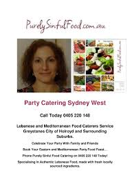 party catering sydney west 0405220148 catering western suburbs sydney
