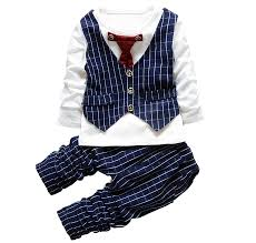 1 2 3 4 years tie wedding suits for baby boys wedding clothes boy