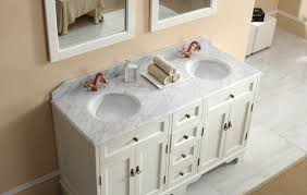 traditional vanities casoria white vanity with marble top