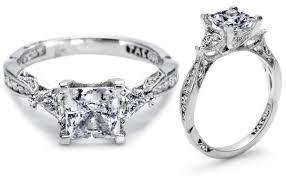 unique princess cut engagement rings 19 princess cut engagement rings tropicaltanning info